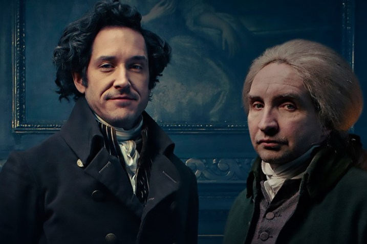 Strange and Norrell