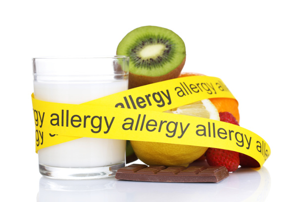 Transmissable Food Allergies Proven In The Wild