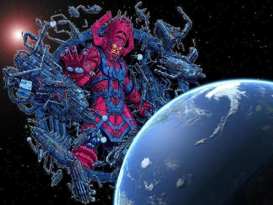 Galactus Attack