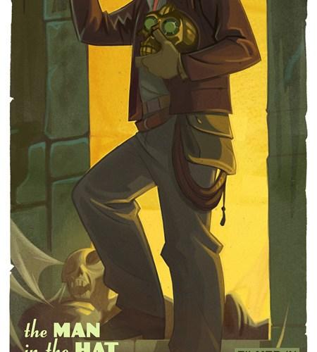Indiana Jones Patrick Schoenmaker animation Lucasfilm Disney