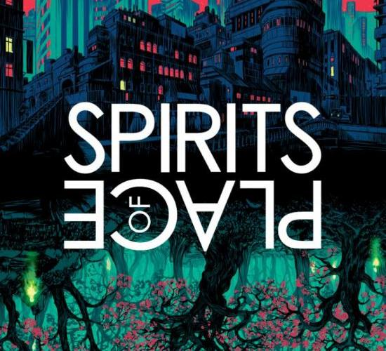 Spirits of Place Cover