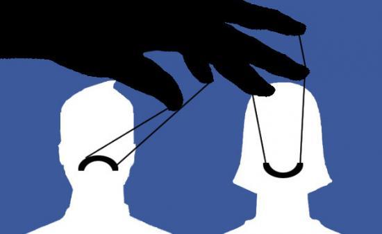 Online manipulation