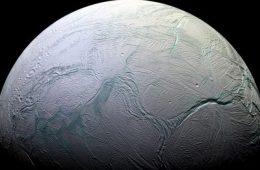 Enecladus Saturn NASA alien life