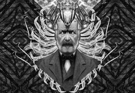 Artwork from New Lovecraft Anthology