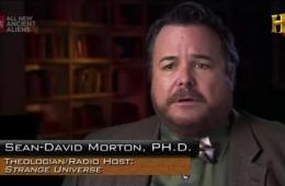 Sean David Morton on History Channel's 'Ancient Aliens'
