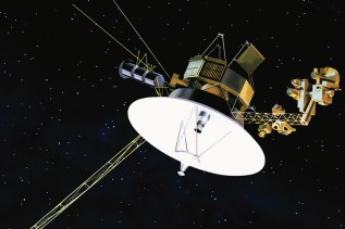 Voyager space probe