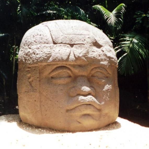The La Venta Colossal Stone Head