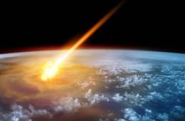 Comet impact event