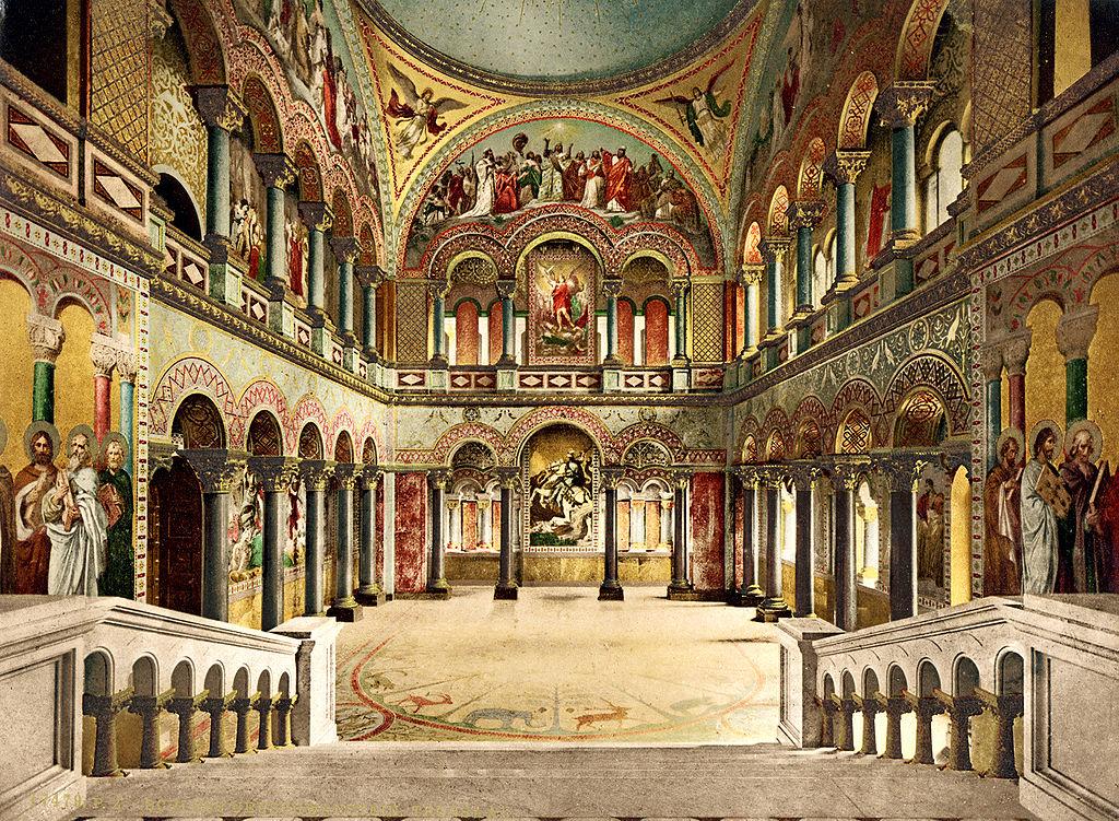 Neuschwanstein Throne Hall