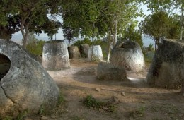 Ancient Jars of Laos (Picture credit: Plain of Jars Research Project)