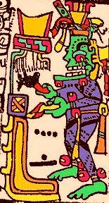 Keplinger's Mayan inspiration