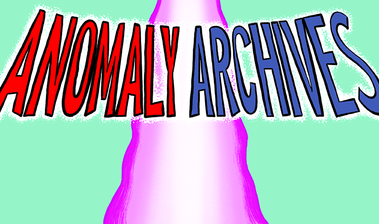 Anomaly Archives