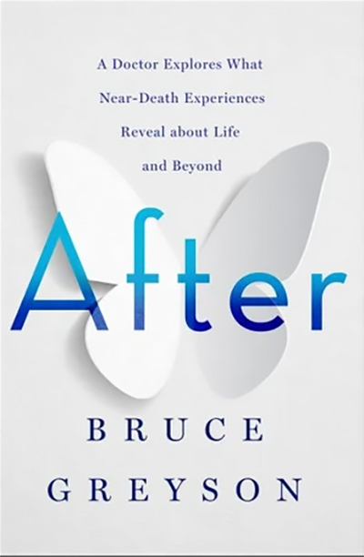 Book cover for Bruce Greyson's 'After'