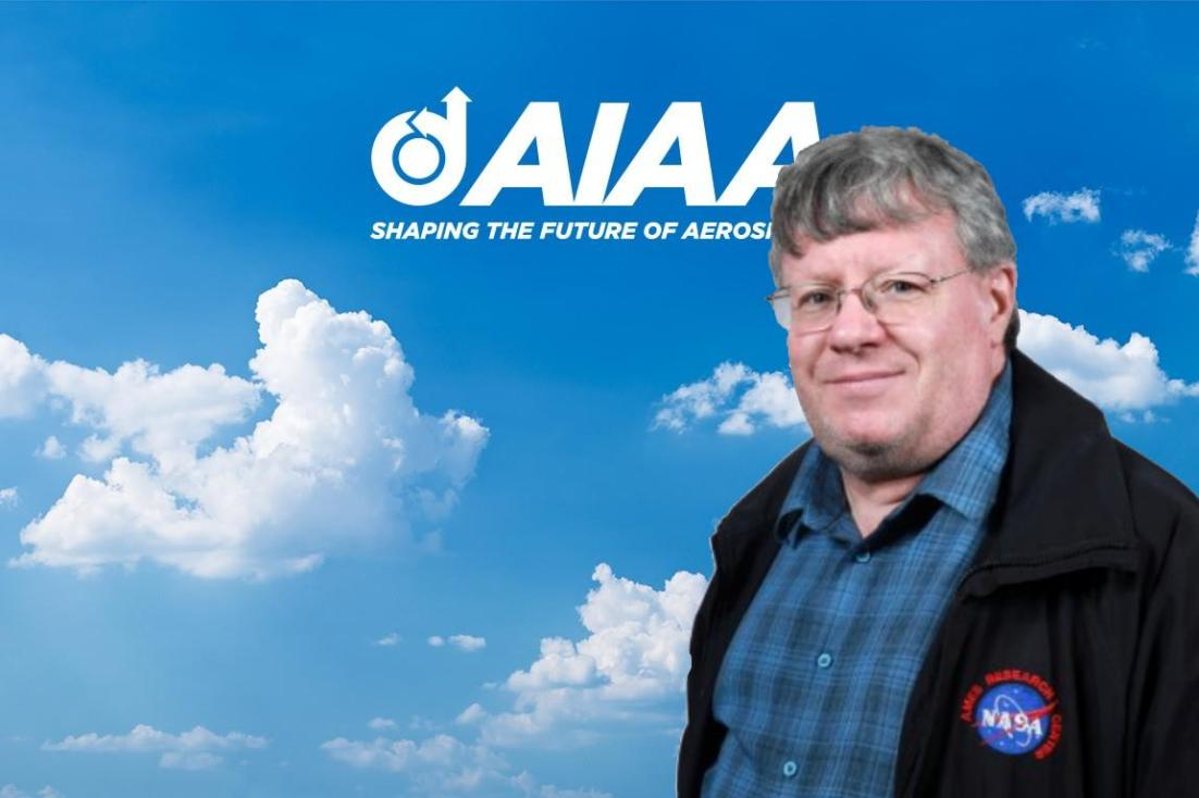 Kevin Knuth and the AIAA UAP Forum