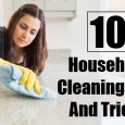 Easy Household Cleaning Tips