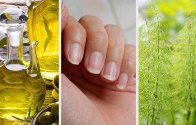 strengthen weak nails