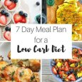 7 Day Complete Low-Carb Diet Meal Plan