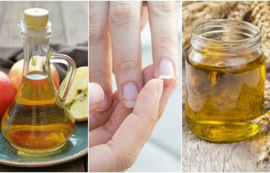 Treat Brittle Nails Naturally