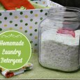 Homemade Eco-Friendly Laundry Detergent