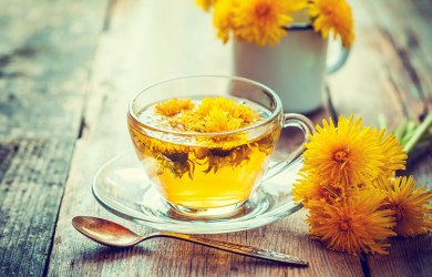 Benefits of Drinking Dandelion Root Tea