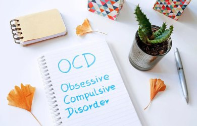 Symptoms of Obsessive-Compulsive Disorder