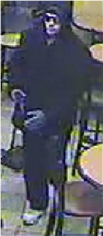 Police release image of Subway robbery suspect