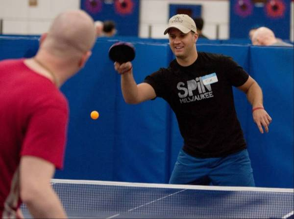 Naperville table tennis tourney draws local, international ...