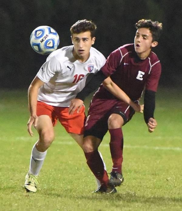 Boys soccer: Jacobs, Elgin will meet for regional title