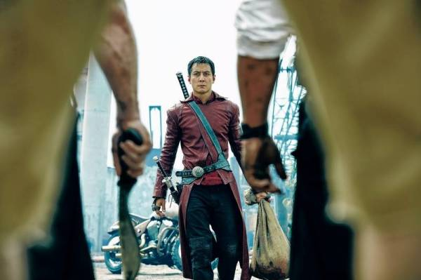 AMC ventures 'Into the Badlands' with action saga