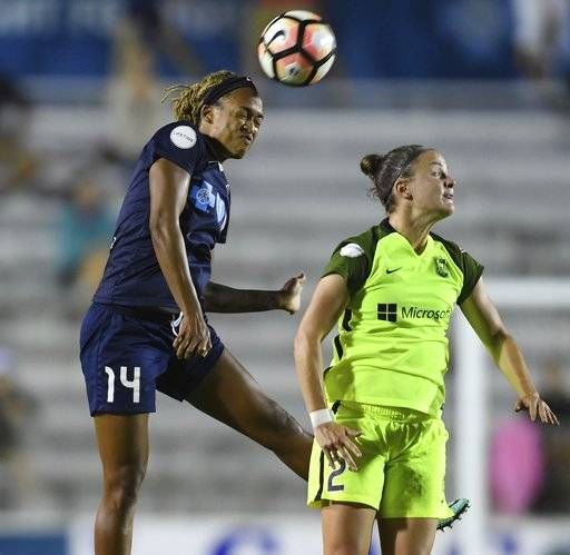 NC Courage hold on to top spot in NWSL