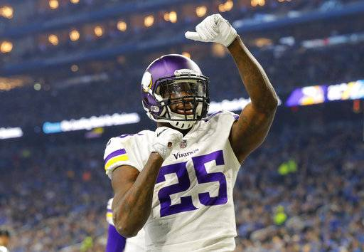 Keenum-led Vikings beat Lions 30-23, adding to division lead