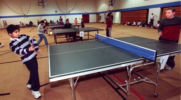 Naperville table tennis tourney draws all ages, abilities