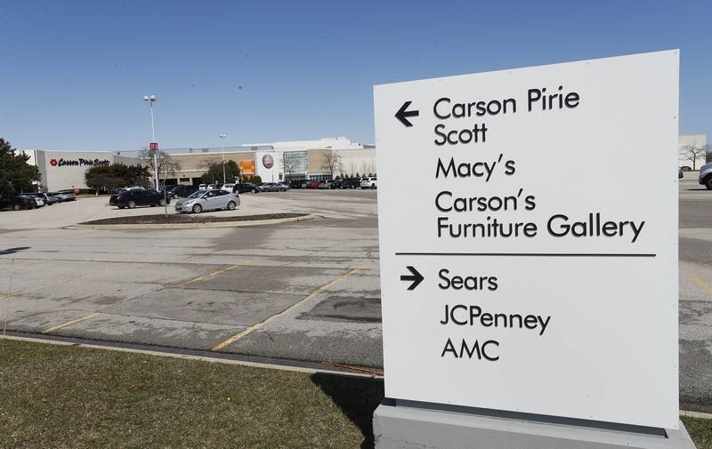 Experts Predict Carsons Demise Will Hurt Other Mall
