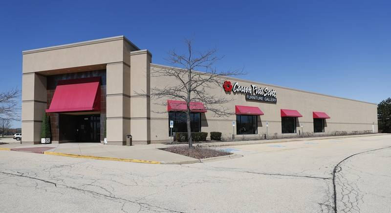 Experts Predict Carsons Demise Will Hurt Other Mall Retailers In Chicago Area