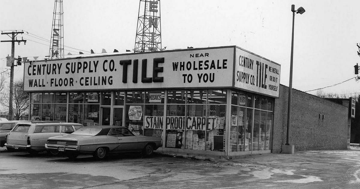 century tile will close all 4 of its