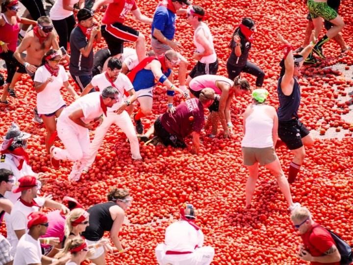 La Tomatina