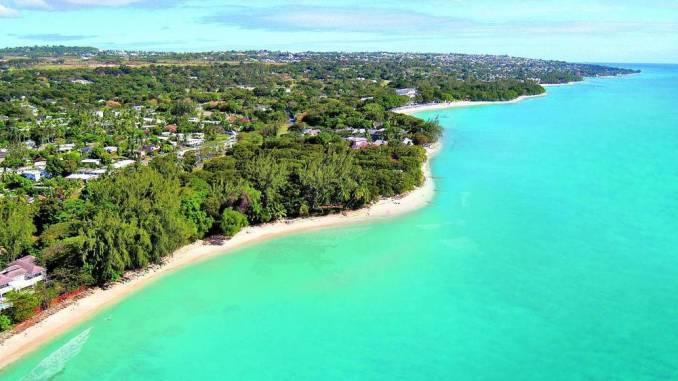 Barbodas Caribbean Islands Destination
