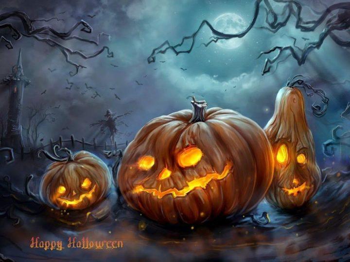 Unique Halloween Tradition