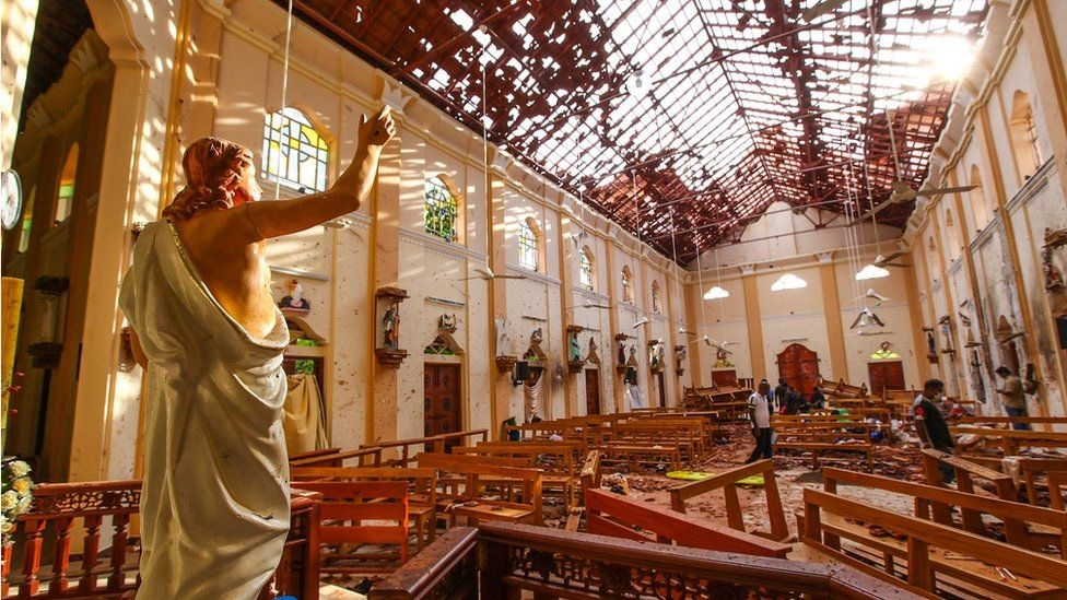 Sri Lanka attacks: The family networks Supporting the bombings