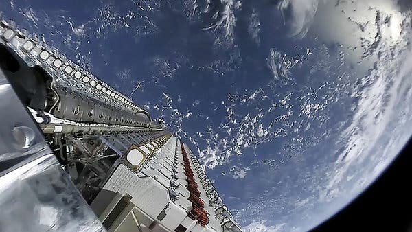 SpaceX launches satellite