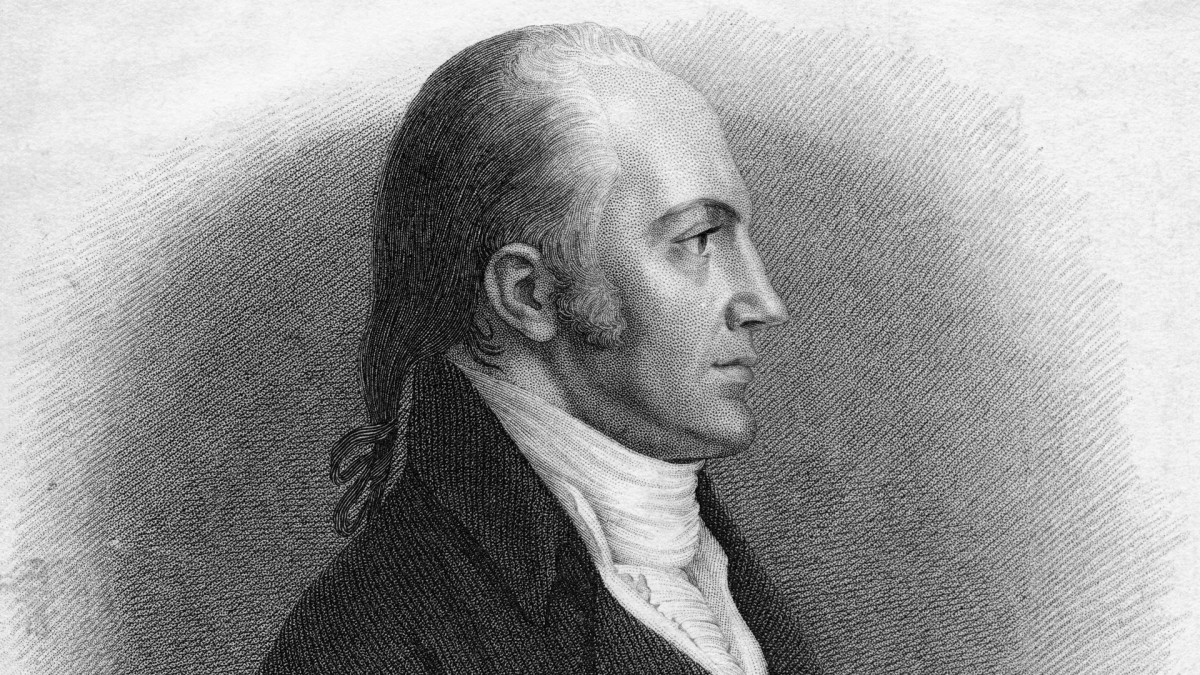 What Was Alexander Hamilton's Role in Aaron Burr's Presidential Defeat?