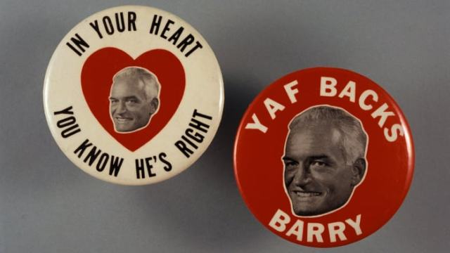 Barry Goldwater presidential campaign, 1952