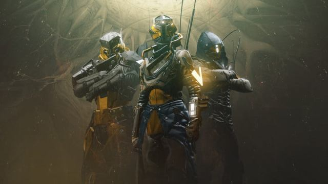 Season of Arivals gear from Destiny 2