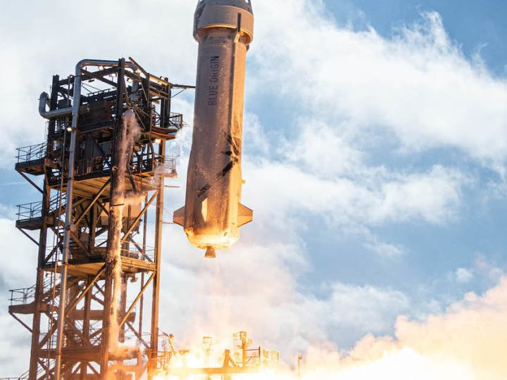 How to Watch Blue Origin's Next Rocket Launch and Landing