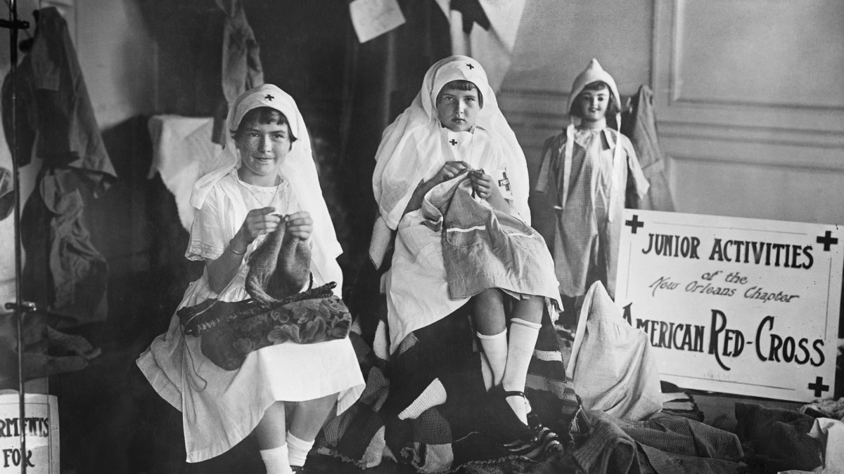 How the Flu Pandemic Changed Halloween in 1918