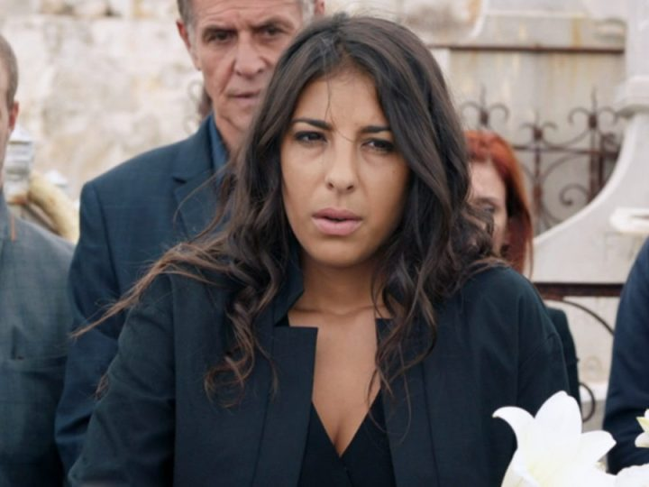 "Tomorrow belongs to us: ""After Leïla's death, Rémy is a real support for Soraya"" confides Kenza Saïb-Couton - News Séries"