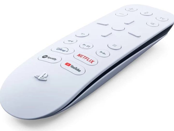 PlayStation 5 Media Remote Has Dedicated Disney+ Button