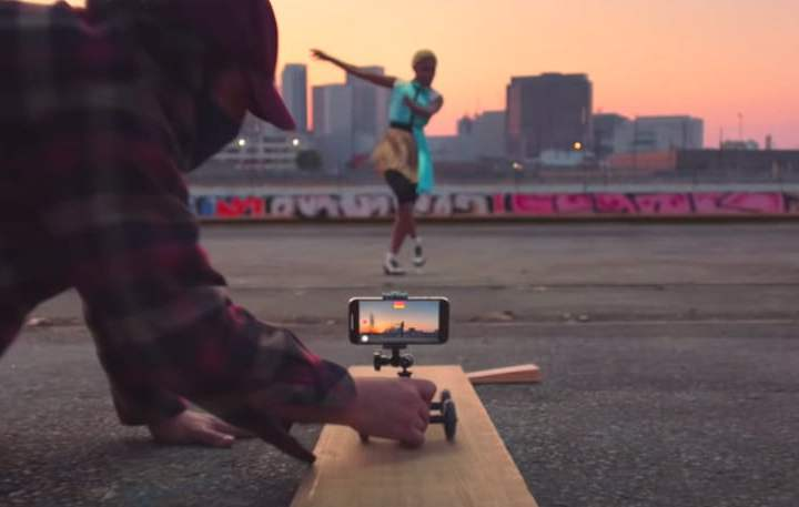 iPhone Ad Offers Shooting Tips for Budding Filmmakers