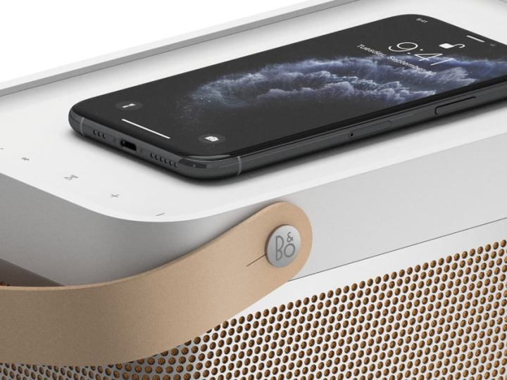Bang and Olufsen Beolit 20 Can Wirelessly Charge Your Phone