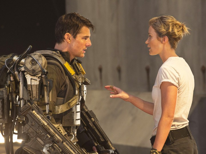 Edge of Tomorrow on TMC: training, armor, pregnancy … why filming was so hard for Emily Blunt